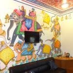 Foto de Hotel Kishan Palace