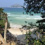 Sublime plage niché dans une réserve naturelle et protégée