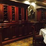 """Steakhouse"" interior"