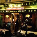 Mandarin de Neuilly