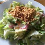 Chop salad, kind of so so