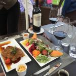 Kulinarisches auf höchstem Niveau, serviert auf der fantastischen Seeterrasse