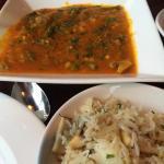 An Indian feast at Shalpa
