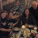 Amazing family & great food! YUM YUM ~ K. Kaufman