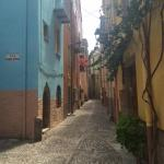 Old town around Taverna