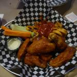 Baton Rouge Friday Wing Special