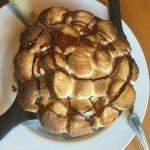 Smores Skillet!  Delish and big enough for 5!