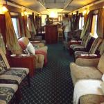 welcome carriage