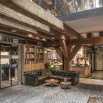 Van Rossum bar, restaurant en Proefwinkel