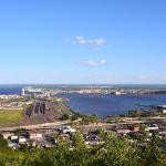 Duluth from the Skyline Parkway