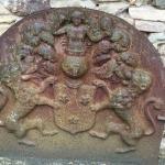 Escudo con gran simbologia