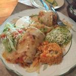 Amazing burritos!