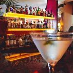 A Classic Martini at Garbo