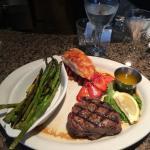 Filet & Lobster - Yum!