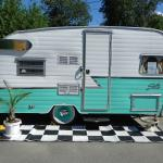 Don't have a camper?  Rent this adorable rig!