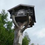 Saami storage house