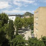 vue  sur Hyères à partir du troisième étage