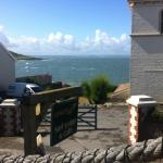 Baggys surf lodge, favourite place to chill and eat in croyde!