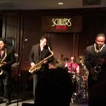 An amazing show with the Sax Pack August 1, 2015!!!