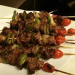 Kabobs-Gluten Free  (by Chef Chino)