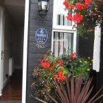 Front of B&B - Four-Star rating