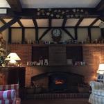 Cosy Warm Lounge