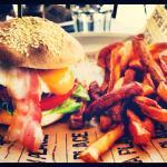 le corsican burger