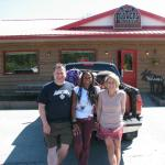 BUSTERS....best BBQ anywhere!!