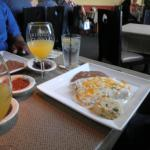 Jamey and Teresa's enchiladas