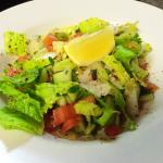 Fattoush Salad (small)