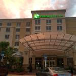 Our Holiday Inn stay on 8/15. Super clean and provided Bath and Body Works toiletries.