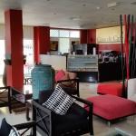Midan coffeee shop/ reception area