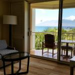 our actual room with great ocean views rm 7120 molokini wing