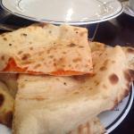 Peshwari nan....piping hot and beyond delicious!