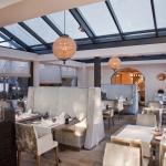 Wintergarten-Pergola Restaurant at Bad Bubendorf Hotel