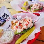 Lobster rolls a go-go!