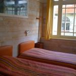 Chambre confort côté mer (douche,wc,lavabo)