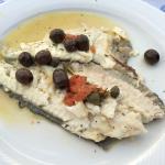 Fisch aus dem Ofen