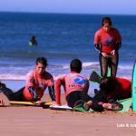 Bodyboard lesson
