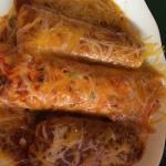 #15 Burrito, Enchilada, Tamale