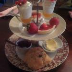 Just Desserts afternoon tea