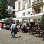 Il secondo ristorante della piazza.