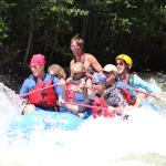 Rafting on the Upper Taylor