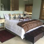 Luxury en suite bedrooms
