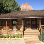 Foto de Canyon Vista Lodge - Bed & Breakfast