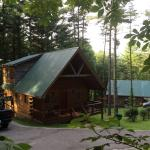 Cabins at Pine Haven Foto