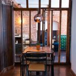 The snug - our favourite table