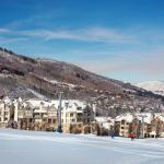 Highlands Lodge From Ski Slopes