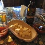 Ouropretana e queijo mineiro