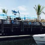 Freeport's Nautical Mile Foto